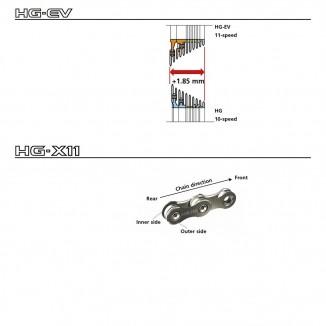 Piñon Shimano 105 / CS-5800...