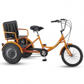 Triciclo adulto paseo Belda...