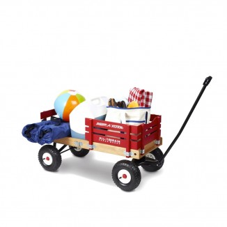 Carro Clasico Radio Flyer...
