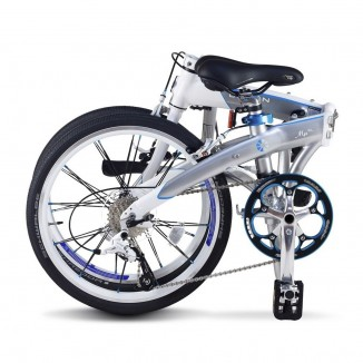 Dahon MU SL10 Mercury Plegable