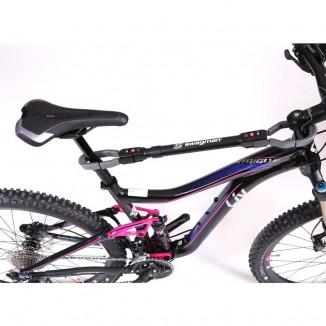 Adaptador porta bicicleta...