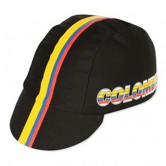 Gorra ciclista Colombia