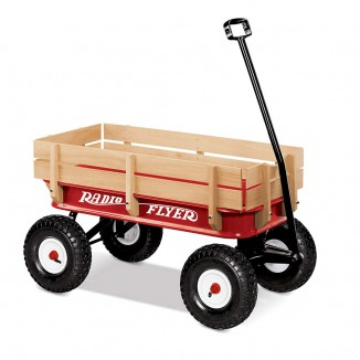 Carro Radio Flyer N°22W All...