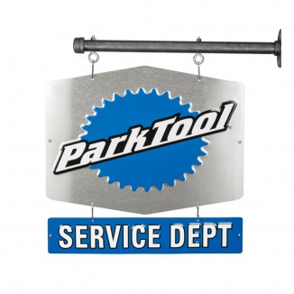 Letrero ParkTool Service