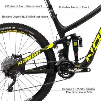 Bicicleta Norco Range C 7.3 L