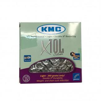 Cadena KMC X10.L MTB / RUTA...