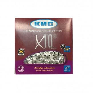 Cadena KMC X10.99  10 vel....