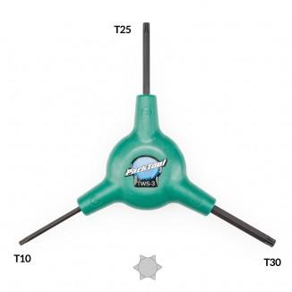 Park Tool TWS-3 Llaves...