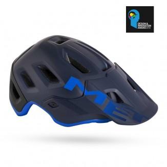 Casco Met Roam Deep Blue M/L
