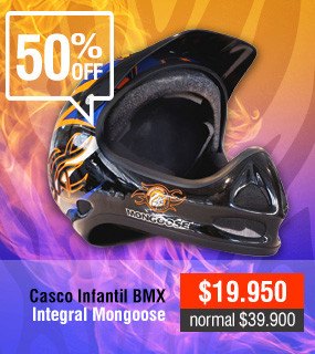 Casco Mongoose